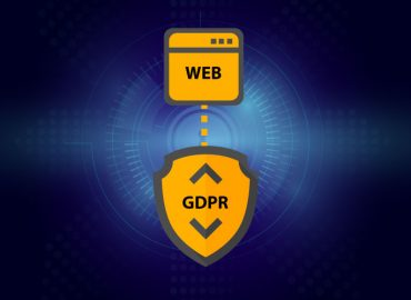 Web Application Compliant with GDPR
