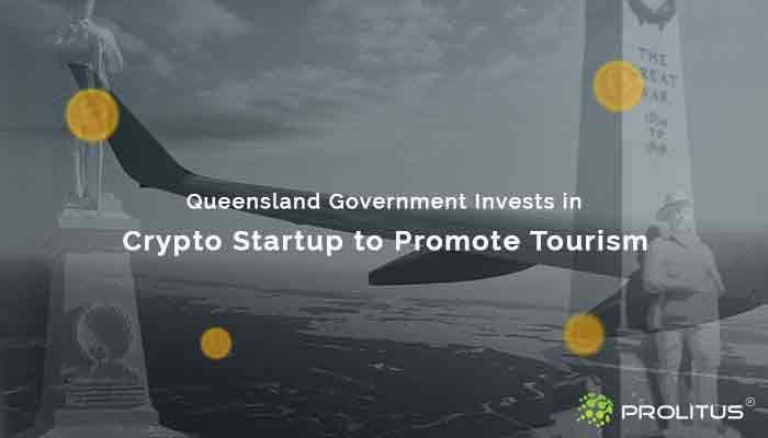 Queensland Government Invests in Crypto Startup to Promote Tourism